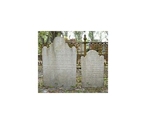 Tympanium Headstones early 1800's