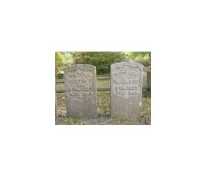 Revolutionary War Headstones
